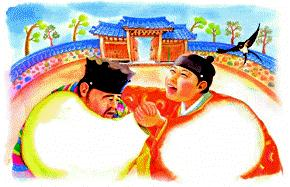 Heungbu Nolbu Korean Brothers