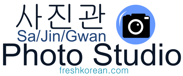 Photo Studio - Fresh Korean Phrase Card