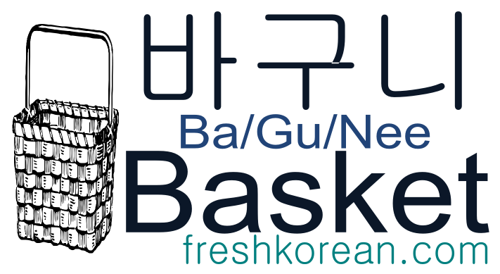 Basket - Fresh Korean