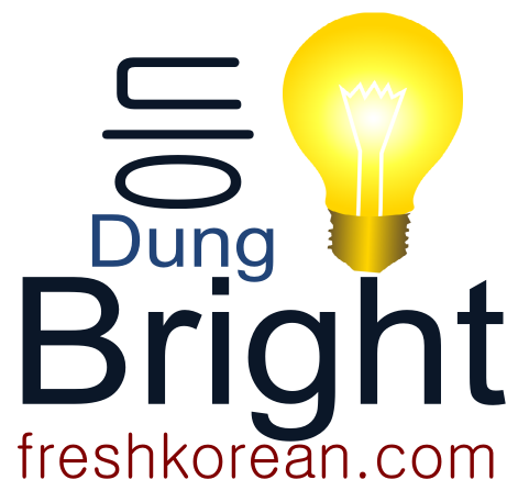 Bright - Fresh Korean Phrase