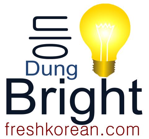 Bright - Fresh Korean Phrase